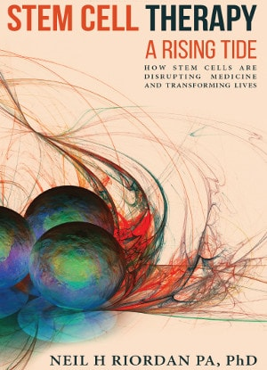 Cover Image for Book - Stem Cell Therapy - A Rising Tide